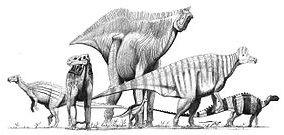 dinozaury grafika