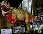 gigantozaur replika