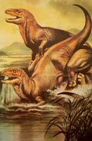 gody dinozaurów drapieżnych