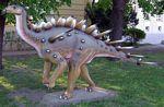 kentrozaur rekonstrukcja